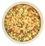 Knoblauch-Chillipfeffer-Gewürzmischung (Peperoncino)