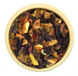 Früchtetee Adventstee aromatisiert