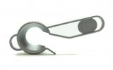 Teefilter-Halter grau (Plastic)