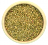 Tomaten-Gewürzsalz (grün)