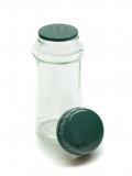 Gewürzstreuer aus Glas (1 Stück)