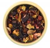 Früchtetee Hüttenfreude aromatisiert